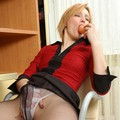 pantyhosed office girls