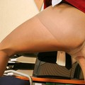 secretaries pantyhose