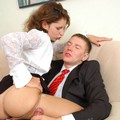 hottie pantyhosed office