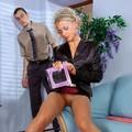 pantyhosed office girls